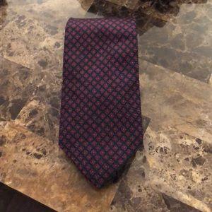 "Sulka Tie Silk Made In France 60""long"
